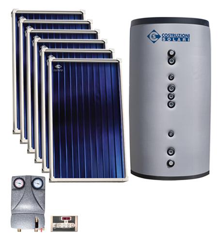 impianto solare potenza