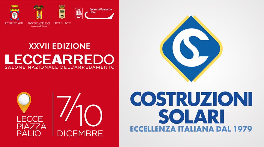 Costruzioni Solari a Leccearredo2017