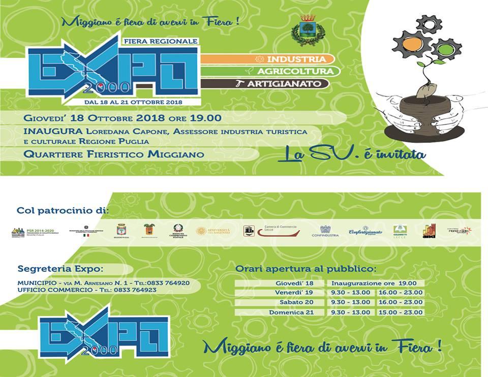 Miggiano Expo 2000