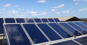 dimensionamento pannelli solari termici