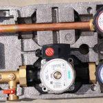 Integrazione di un pannello solare termico nell'impianto idraulico